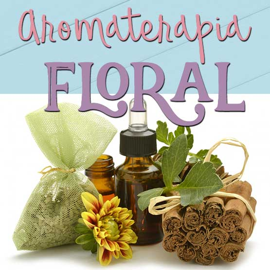 Aromaterapia Floral